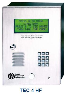 Select Engineered Systems (SES) Intercoms