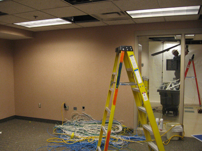 Office Low Voltage Wiring